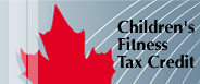 Child Fitness Tax Credit
